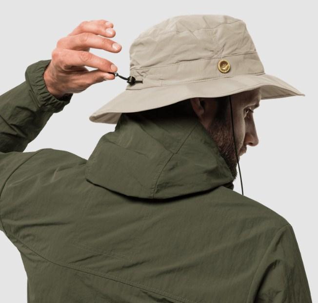 Jack Wolfskin - Панама Supplex Mesh Hat