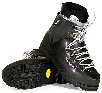 aa78ffef Scarpa - Двойные альпинистские пластиковые ботинки Vega ...