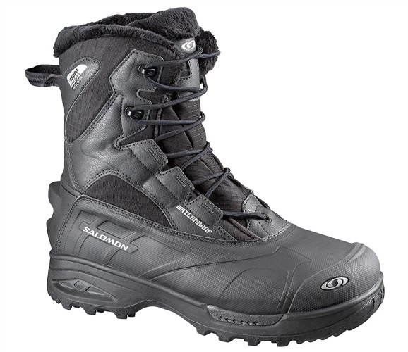 Salomon — Зимние ботинки Toundra Mid WP купить в интернет-магазине ... cf85f9b3c94fd