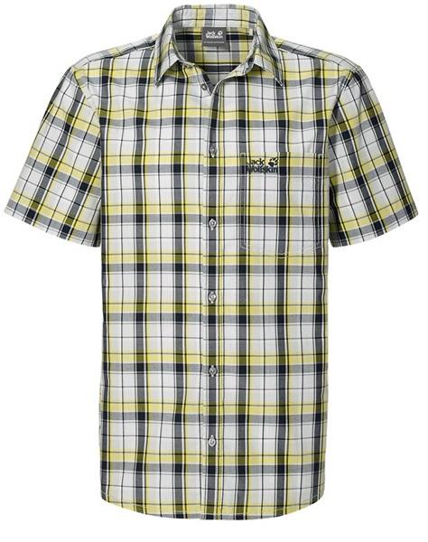 Jack Wolfskin - Рубашка с коротким рукавом Hot Chili Men