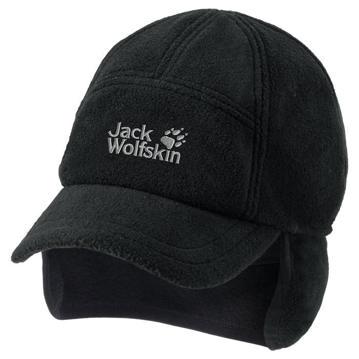 Jack Wolfskin - Кепка зимняя WINTER BASEBALL CAP