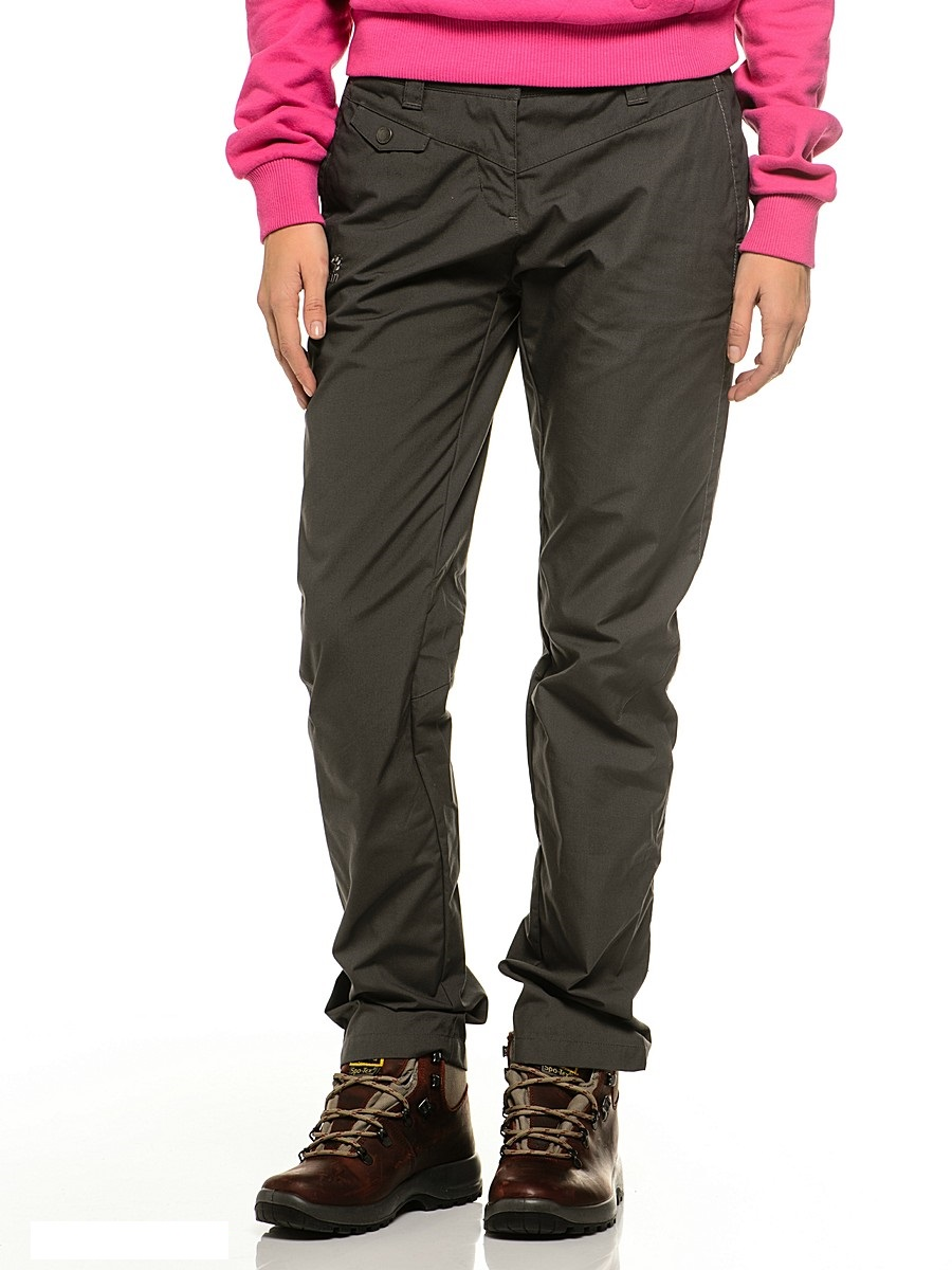 Jack Wolfskin — Женские туристические брюки Chino Pants Women
