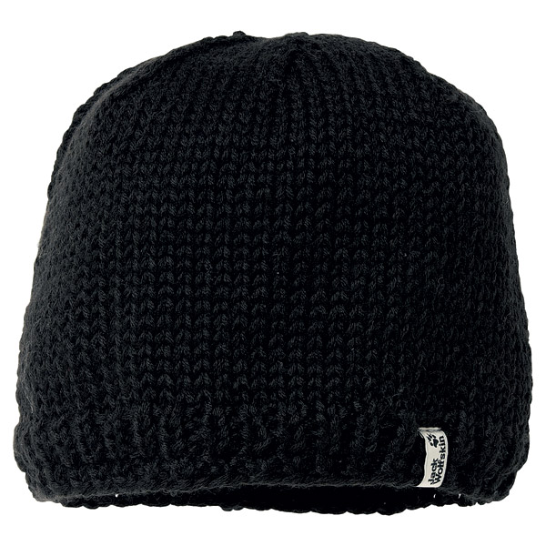 Jack Wolfskin — Шапка вязаная унисекс Stormlock Knit Cap