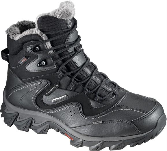 зимняя спортивная обувь женская 2011-2012