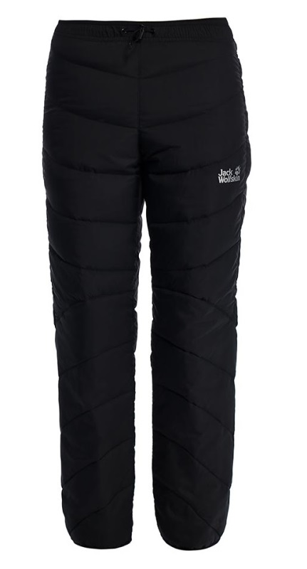 Jack Wolfskin - Женские пуховые брюки ATMOSPHERE DOWN PANTS WOMEN