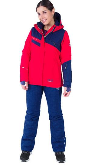 9bf305adb87 Snow Headquarter - Мембранный костюм для женщин В-8723 купить в ...