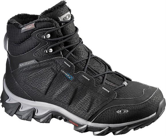 3178f504 Цвет: black/black/detroit. Цвет: black/black/detroit. Универсальные зимние  ботинки Salomon Elbrus ...