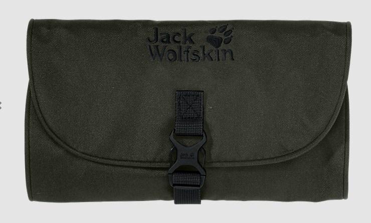 Jack Wolfskin - Компактный несессер для путешествий MINI WASCHSALON