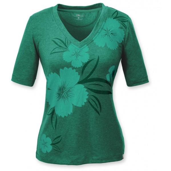 Outdoor research - Легкая женская футболка Frescoe Tee