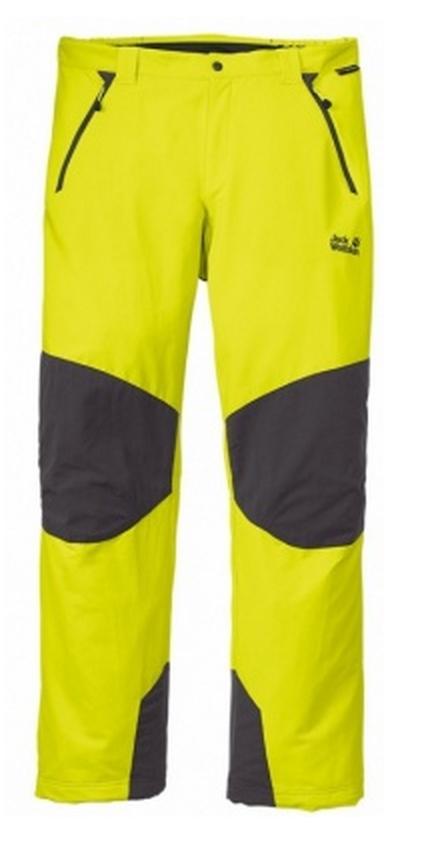 Jack Wolfskin - Женские брюки-софтшелл Activate Alpine Pants Women