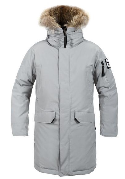 Red Fox - Пальто укороченное с капюшоном Talik купить в интернет ... f372e0c9407c6