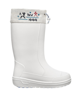 537730865 TORVI - Сапоги женские зимние из ЭВА ОНЕГА. Цвет: белый. Цвет: белый