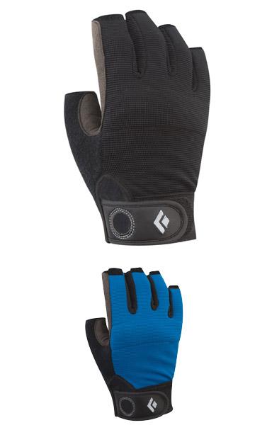 ebee99762cd30 Uomo Black Diamond Crag Half Finger Gloves