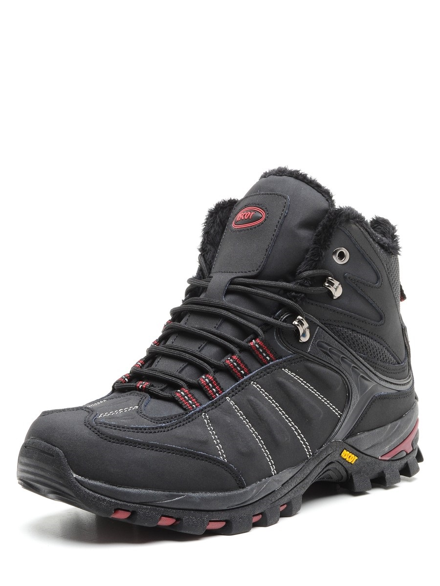 Ботинки зимние ascot