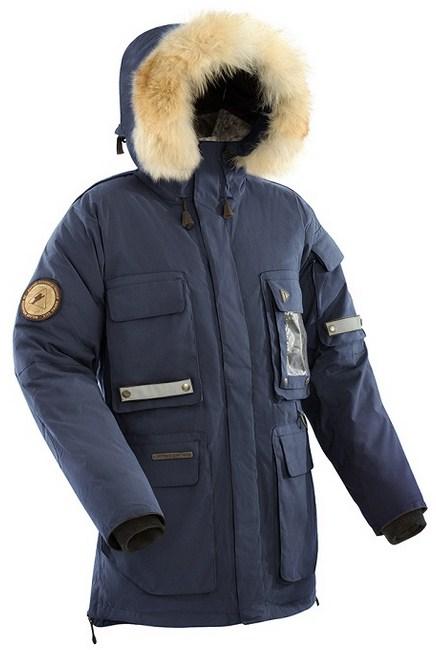1c49f964e73f Bask - Пуховая куртка-парка Yamal купить в интернет-магазине Мембранка