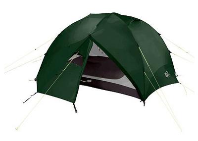 Jack Wolfskin - Двухместная туристическая палатка YELLOWSTONE II VENT