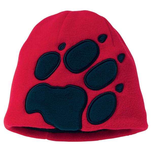 Jack Wolfskin - Шапка детская Kids Front Paw Hat