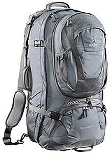 97cfc7f22adb Deuter - Сумка-рюкзак для путешествий Traveller 107 · Цвет:  titan-anthracite. Цвет: titan-anthracite