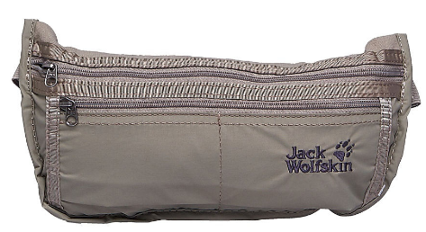 Jack Wolfskin - Поясной кошелёк DOCUMENT BELT DE LUXE
