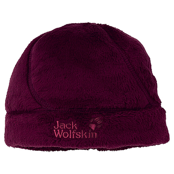 Jack Wolfskin - Шапка для девочки GIRLS SOFT ASYLUM CAP