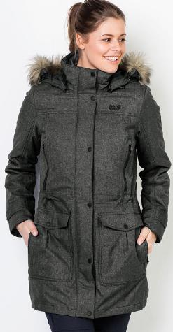 ec28424cdbf Jack Wolfskin — Куртка 3-в-1 для женщин MAJESTIC PEAKS купить в ...