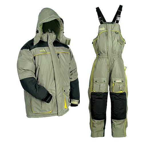Пуховые костюмы для зимней рыбалки